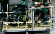 Automatic Control Skid -- Piping Trains for Gas, Liquid and Waste Vapor (NCG - Non Condensible Gas from Pulp & Paper Mill -- ODOR & SULFUR PROBLEM)